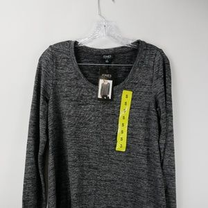 Women's Jones of New York Long Sleeve Shirt